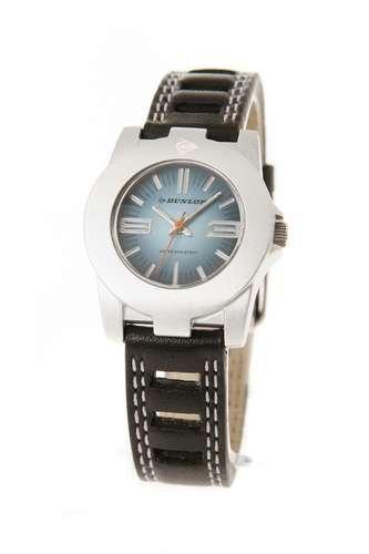 Dunlop DUFEMME1 - Reloj de mujer de cuarzo (asiático - Miyota), correa de