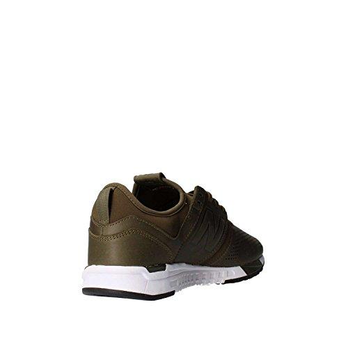 KHAKI Verde New New Balance Uomo GREEN Verde Uomo Balance Sneaker 247 Sneaker 247 Bqqga7w1