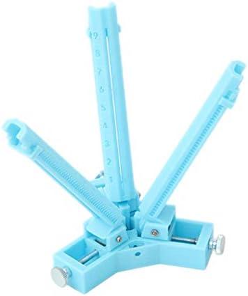 アーチェリー 矢印 フレッチングジグ プラスチック製 直径4.4-10mmの矢軸に適用
