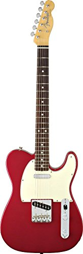 Fender Classic Series 60's Telecaster Electric Guitar, Rosewood Fingerboard - Candy Apple Red