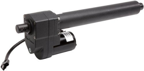 Warner Linear K2G20-12v-BR-18 B-Track K2 18'' Stroke Length Rugged Duty Actuator by Warner Linear