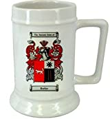 Biehler Family Crest Stein / Biehler Coat of Arms Stein