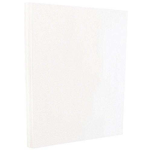 JAM Paper Glossy Cardstock - 8.5