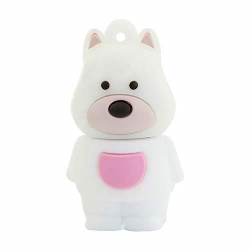 CHUYI Chinese Zodiac Animal Series Dog Shape 64GB USB 2.0 Fl