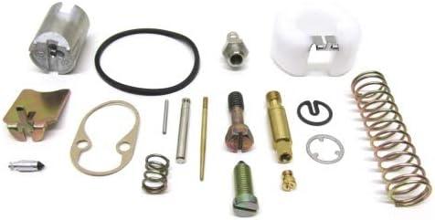 17mm Bing Vergaser Reparatur Satz f/ür Z/ündapp//Kreidler//Hercules Mofa Mokick Moped