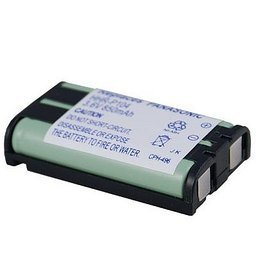Price comparison product image Panasonic Replacement KX-TG5439S cordless phone battery