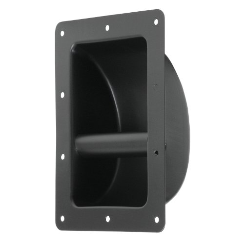 Reliable Hardware Company RH-6600-A Cabinet Handle, Marshall Style, Medium Size, Steel, ()