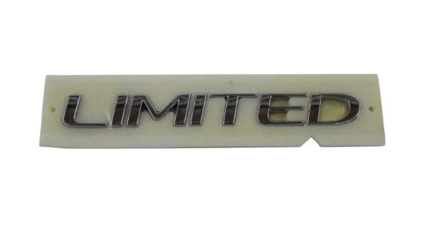 HYUNDAI Genuine 86323-34000 GLS Emblem