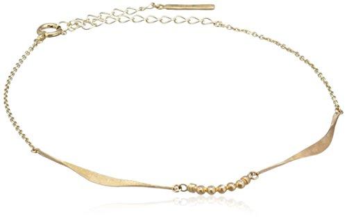 Cherry Brown - RB-20 - Bracelet Femme - Or Jaune 417/1000 (10 Ctss) 1.077 Gr - Diamant