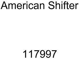 Orange Shift Pattern 63n American Shifter 117997 Red Stripe Shift Knob with M16 x 1.5 Insert