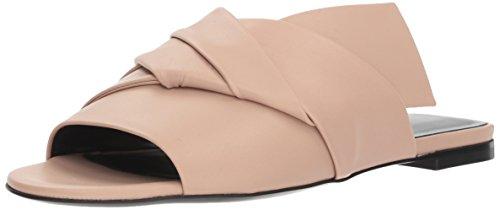 - Via Spiga Women's Halina Sandal, Sand Leather, 8 M US