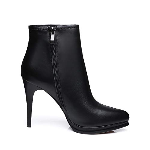 Noir 36 Femme Abm12667 Balamasa Eu Sandales 5 Noir Compensées XagFT