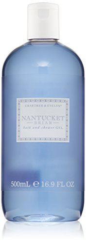 Baño de Crabtree & Evelyn y Gel de ducha, 16.9 FL. oz.