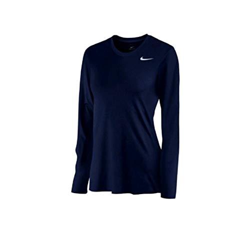 Nike Womens Dri-Fit Fitness Workout T-Shirt 1