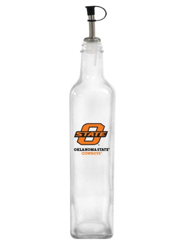 Wine Things All American Oil Bottle, Oklahoma State University