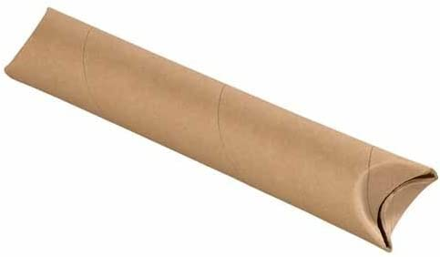 Tape Logic TLS2515K Crimped End Mailing Tubes 2-1/2 x 15 Kraft (Pack of 30) [並行輸入品]