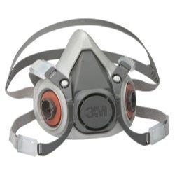 MCO07024 - Half Facepiece Respirator 6000 Series, Reusable, Small