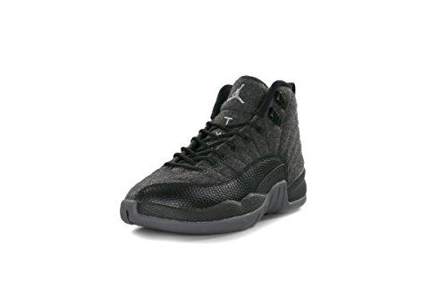 Nike Jungen 852626-003 Basketballschuhe Grau