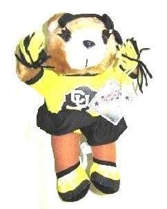 COLORADO BUFFALOS CHEER BEAR (Gametime Buffalo)