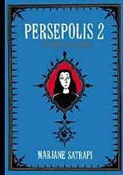 PERSEPOLIS 2:THE STORY OF A RETURN (PB)