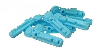 Codefree Kit SD - Medidor de glucosa en sangre, incluye tiras, lancetas y estuche 6