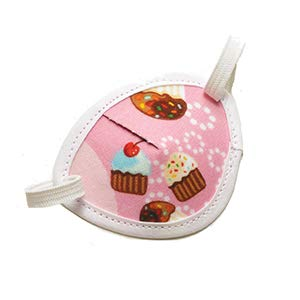 Cupcakes - Girl's Eye Patches (Pack of 3)
