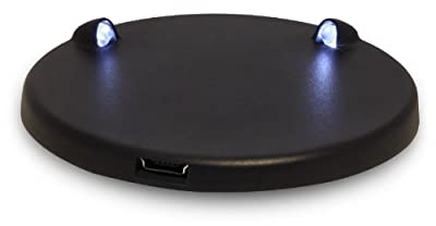 Blue LED Lights Display Base for Metal Earth Models