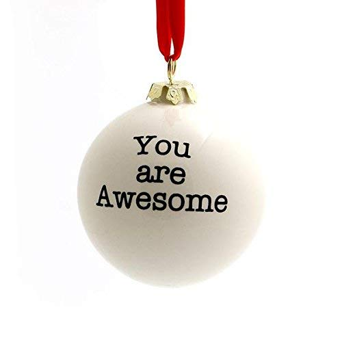 You Are Awesome Ornament