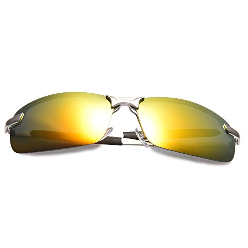 Homme Silver JAKY Global soleil Red Lunettes de UxInxp