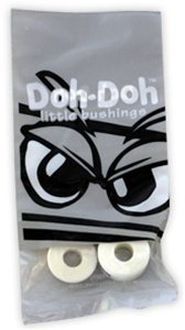 (Doh Doh Bushings - WHITE - Really Hard (98a))