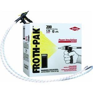 FROTH-PAK 200 (1.75 PCF) Sealant (Foam Spray Wall)