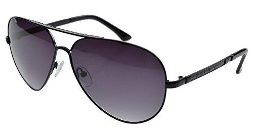 Eyekepper Quality Stainless Steel Frame CR-39 Lenses Pilot Sunglasses Men - Cr-39 Sunglasses
