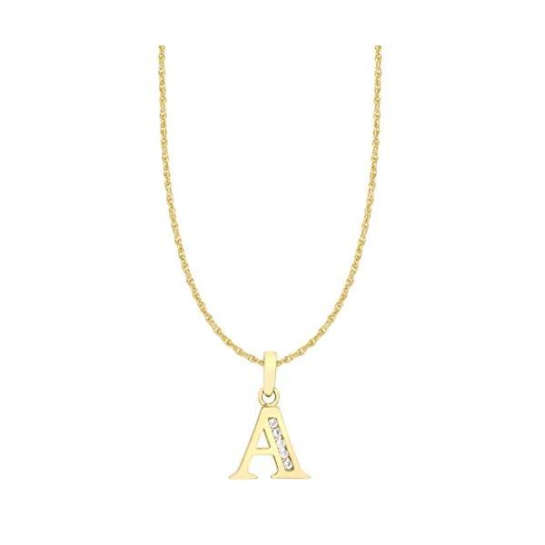 Carissima Gold Collar con colgante de mujer con oro 9 K (375) y circonita Carissima Gold Collar con colgante de mujer con oro 9 K (375) y circonita Carissima Gold Collar con colgante de mujer con oro 9 K (375) y circonita
