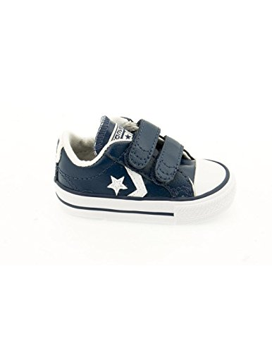 Converse Zapatilla Jr Star Player 2V Navy-White Navy-White