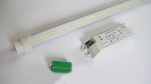 Lampada Tubolare Fluorescente : Led t lampada fluorescente fluorescente tubolare con dimmer e