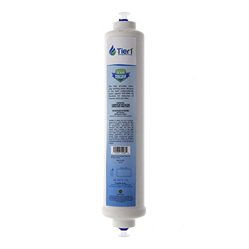 Price comparison product image Tier1 GE GXRTDR Comparable Inline Replacement Water Filter