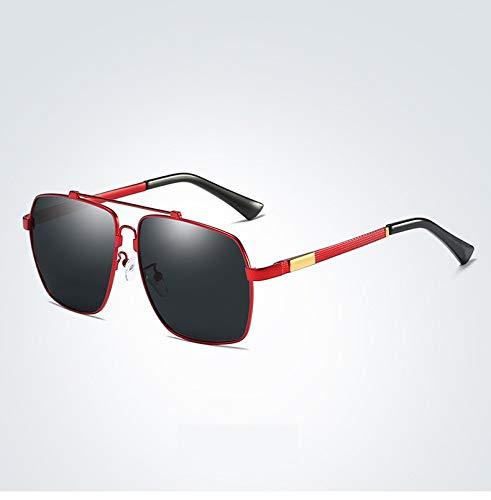 Sol Face Rack Yao Hombres Memory Gafas 3 UV400 2 Retro Round Protección para Driving Glasses Mirror Tide People Polarized de Color rrzn5xqOw