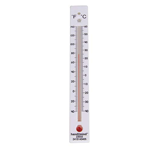 Treadmill Stress Test Negative: Learning Advantage 7632 Student Thermometers, Grade: 1 To