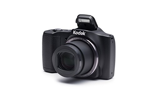 - Kodak PIXPRO Friendly Zoom FZ201 16 MP Digital Camera with 20X Optical Zoom and 3