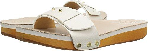 Cape Cod Shoe Supply Para Mujer Josie White