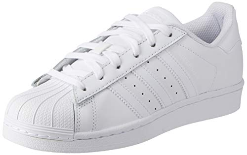 adidas Superstar Foundation, Men's Trainers, White (FTWR White/FTWR White/FTWR White), 10.5 UK (45.5 EU) (Best Basketball Shoes On The Market)