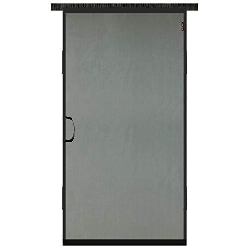 MAGZO Screen Door Mesh Fit Door Size 36x96 Inch, Dog Cat Proof Pet-Resistant Durable Fiberglass Curtain Mesh 38x98 Inch with Heavy Duty (Screen For With Door Magnets)