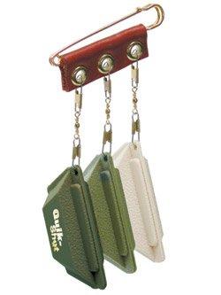 Frog Hair Quick-Shot Split Shot Dispenser (SINGLES) - Fly (Shot Split Shot Dispenser)