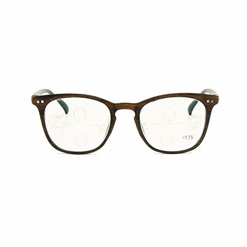 de de Nerd Hyperopia Myopia de Marrón lectura Rx ópticas personalizada Gafas transición Rx retro UV400 sol Gafas resistencia de Gafas fotocromáticas UqZzWw4WPA