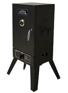 how to make a gas burner blow black smoke