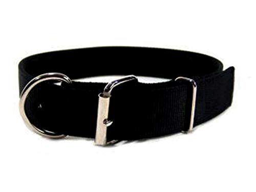 Hamilton Double Thick Nylon Cow Collar