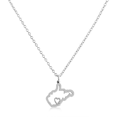 925-sterling-silver-small-west-virginia-home-is-where-the-heart-is-home-state-necklace-16-inches