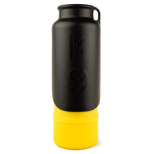 H2o4k9 Dog Water Bottle Travel Bowl Gadget Flow: Insulated Sports Water Bottles Stainless Steel Dog And