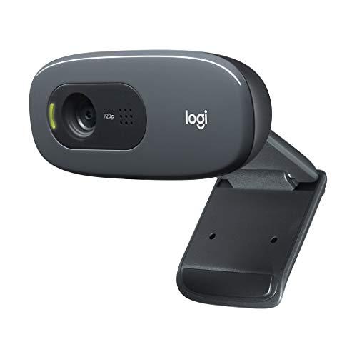 로지텍 웹캠 C270n 블랙 HD 720P 웹캠 스트리밍 소형 단순 디자인 국내 정품 2 년간 제조 업체 보증 / Logitech Webcam C270n Black HD 720P Webcam Streaming Small Simple Design Domestic Genuine 2 Year Manufacturer Warranty