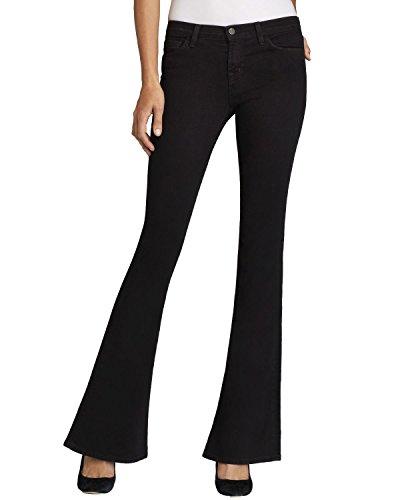 J Brand Martini Mid Rise Skinny Flare Jeans, Shadow, (J Brand Mid Rise Flare Jeans)